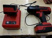 "SNAP ON 1/2"" Impact Wrench/Driver CT8850 18 Volt"